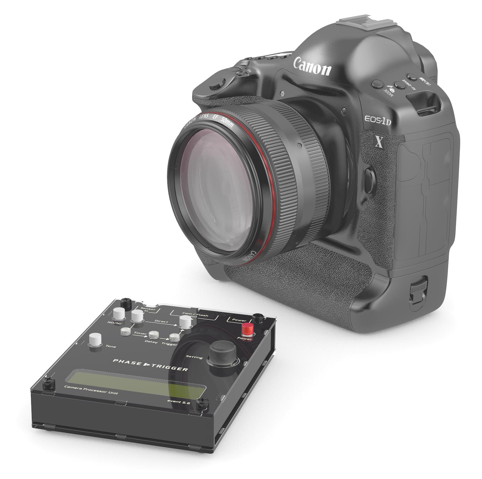 Phase Trigger Kamera Auslöser Starter Box