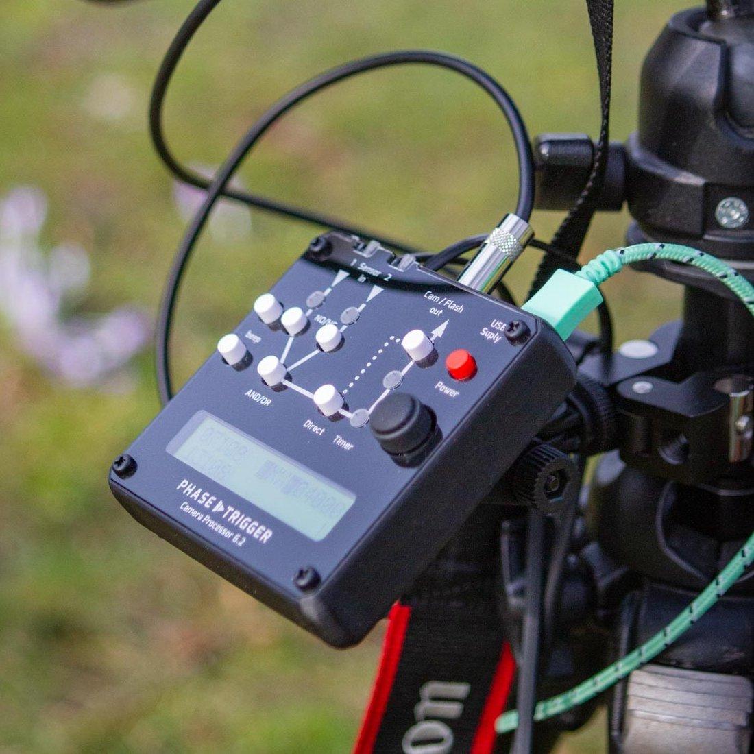 Kamera Auslöser - Phase Trigger